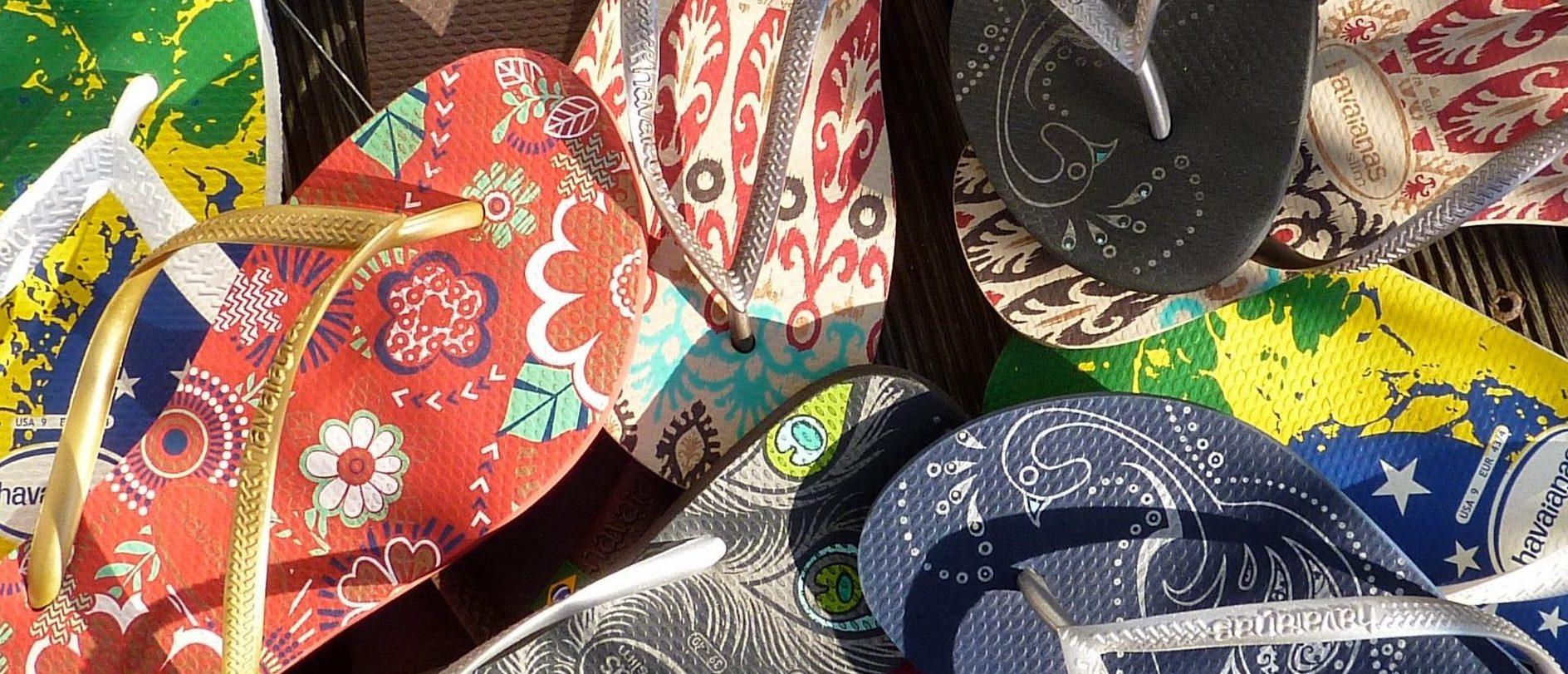 Flip Flops von Havaianas