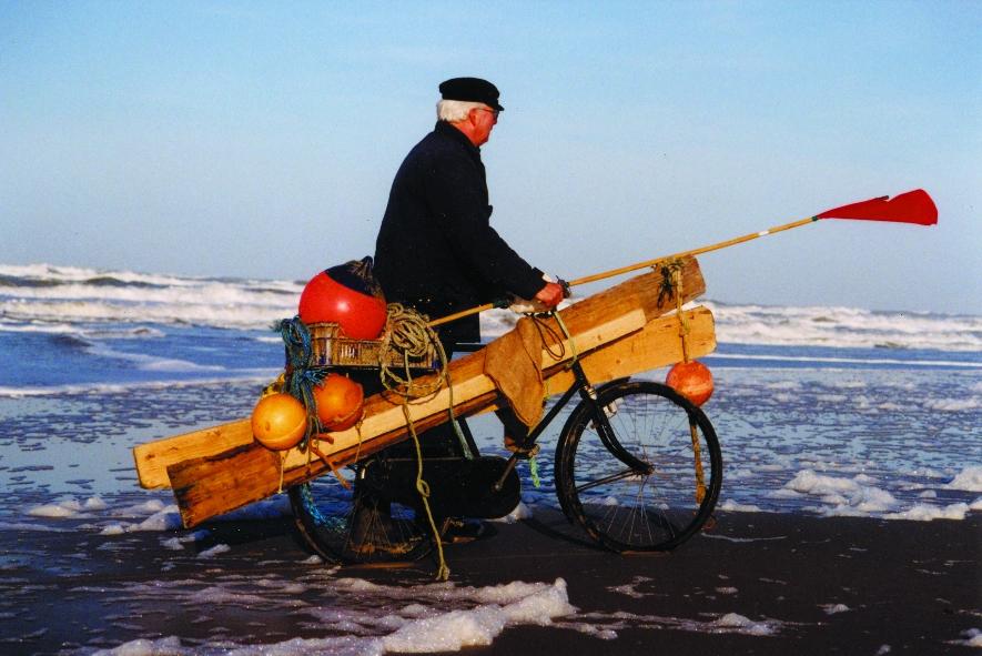 Urlaub auf Texel –Strandräuber