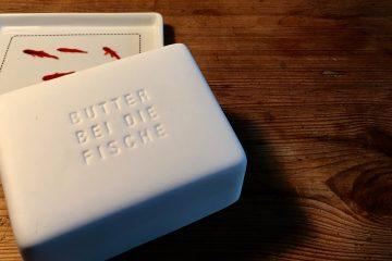 Butterdose Butter bei die Fische von Räder