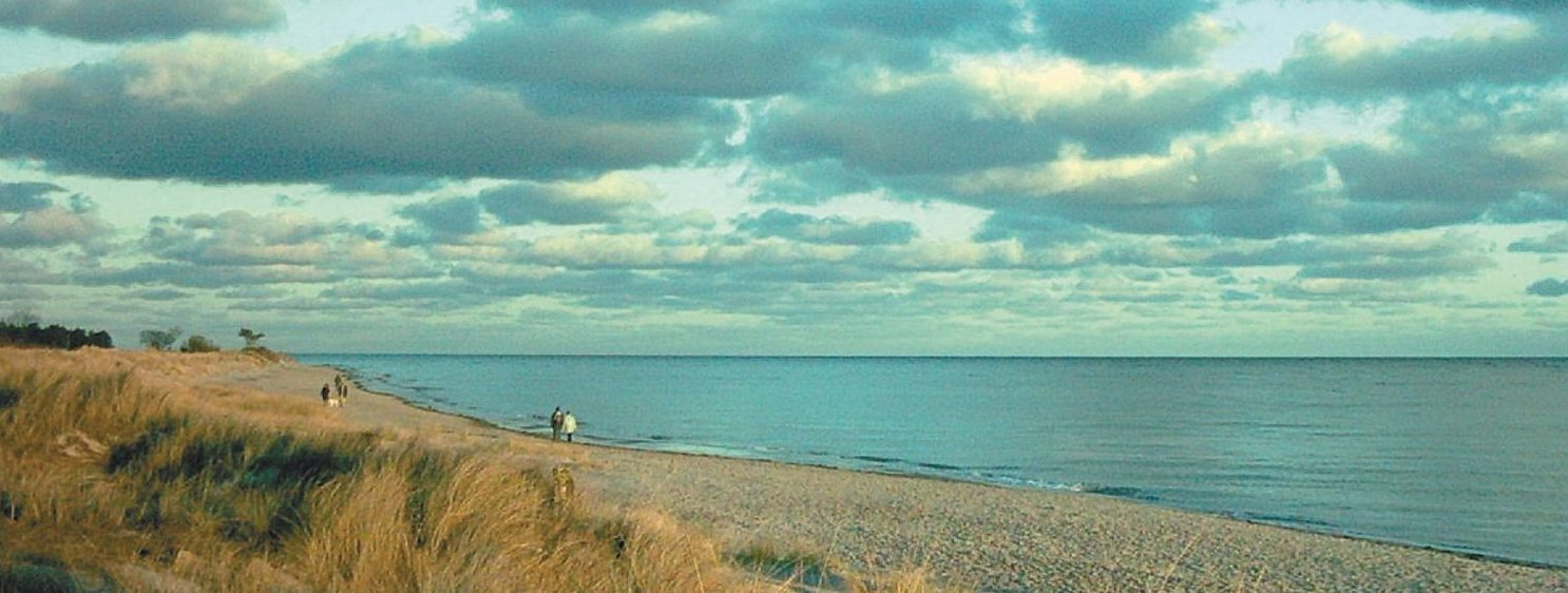 Schönste Strände der Ostsee: Grömitz und Lensterstrand