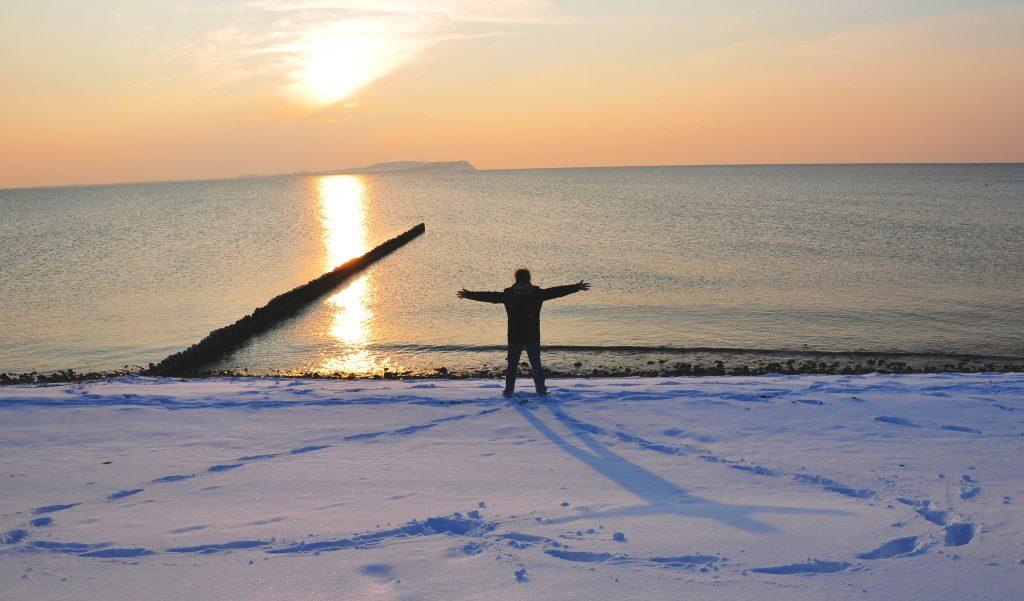 Gute Gründe für Winter an der Küste