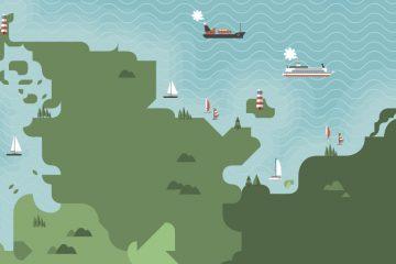Das sind die 5 beliebtesten Inseln Deutschlands: Rügen, Usedom, Fehmarn, Sylt und Norderney