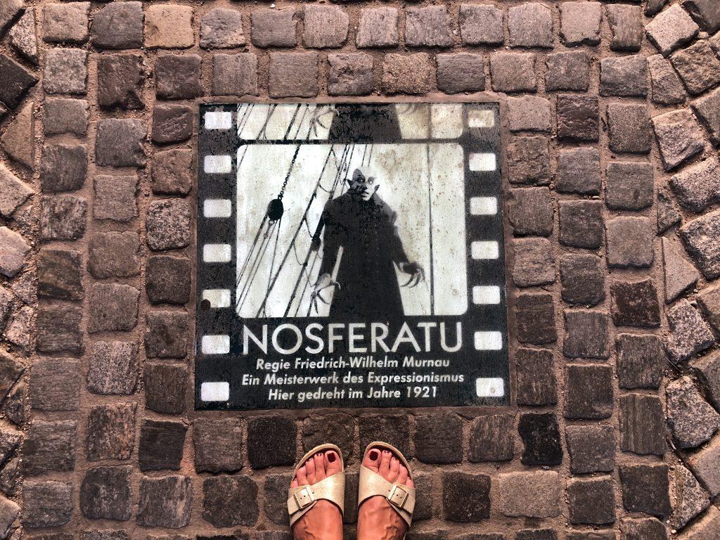 Drehort von Nosferatu in Wismar