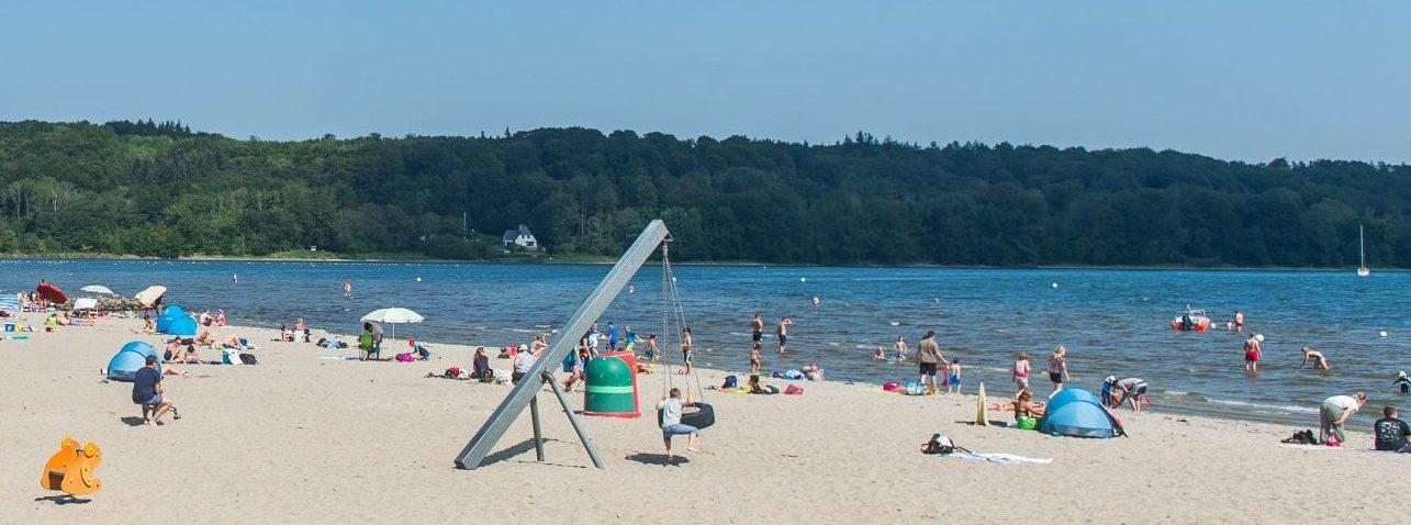 Schönste Strände der Ostsee: Wassersleben Flensburg