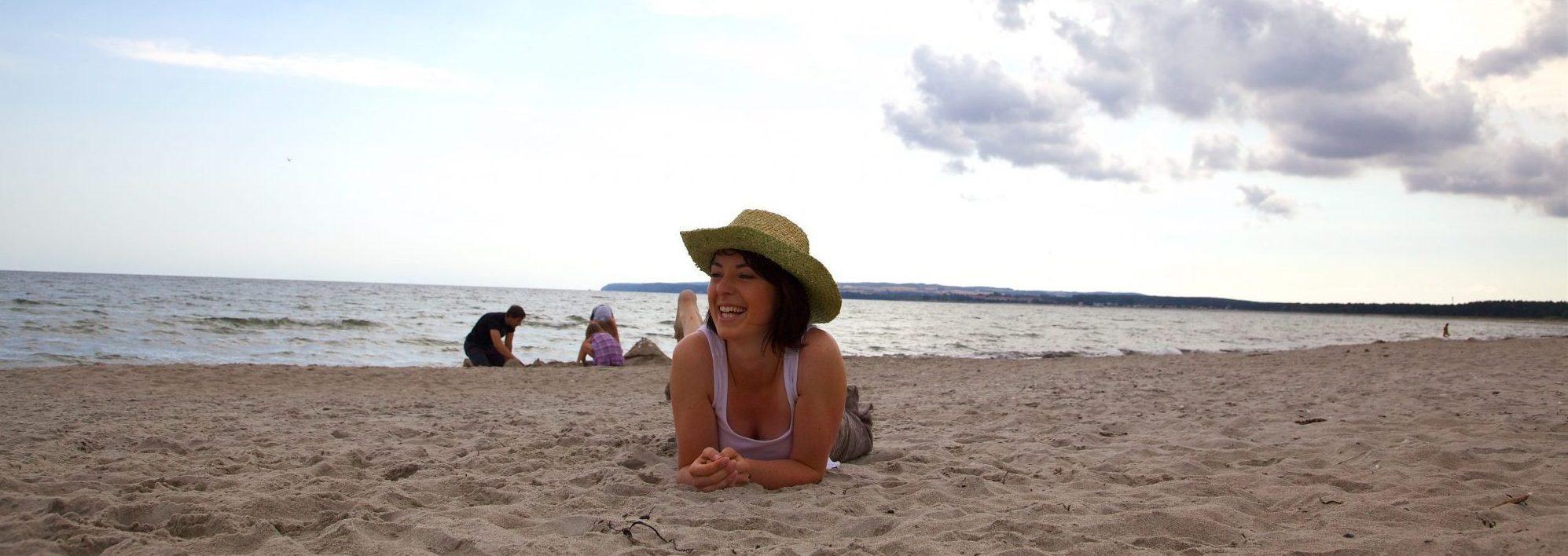 Schaabe Strand Rügen