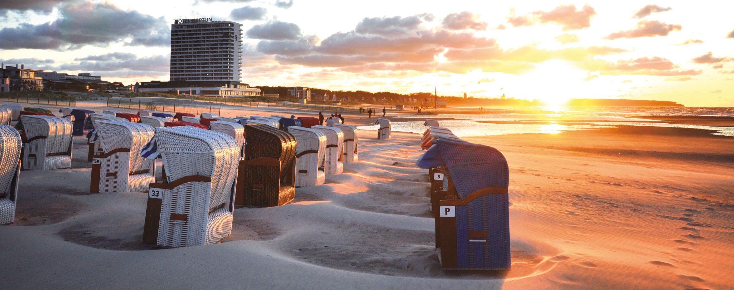 Schönste Strände der Ostsee: Warnemünde