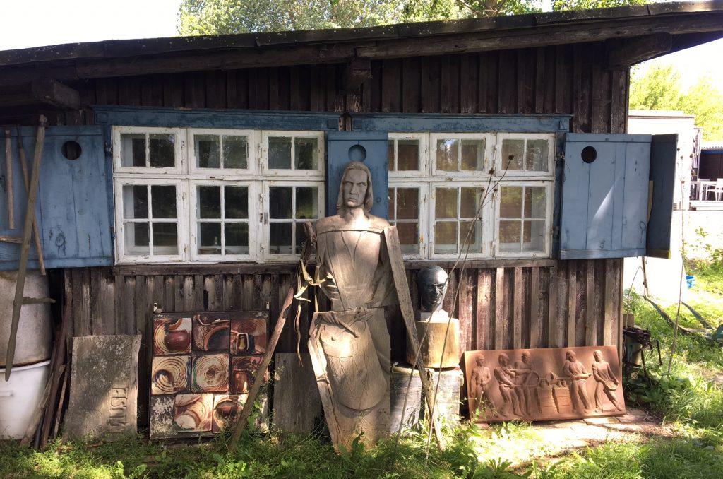 Künstlerkate in Ahrenshoop