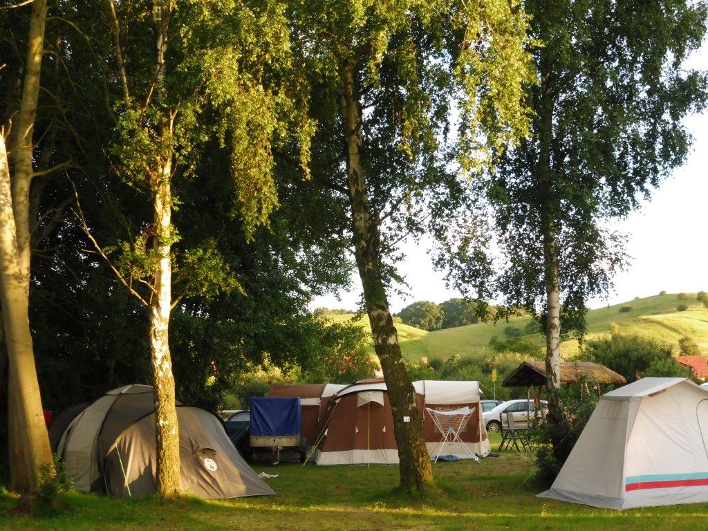 Mönchgut Camping Gager Rügen