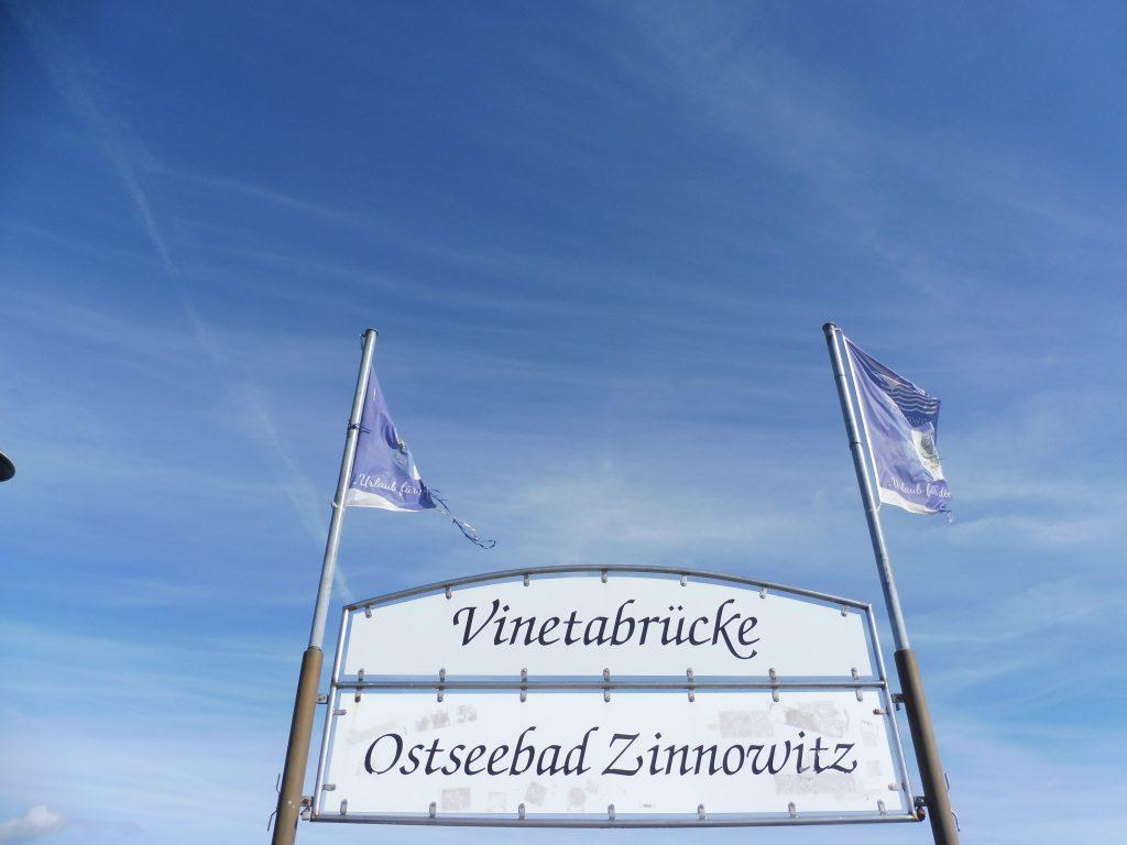 Vinetabrücke in Zinnowitz