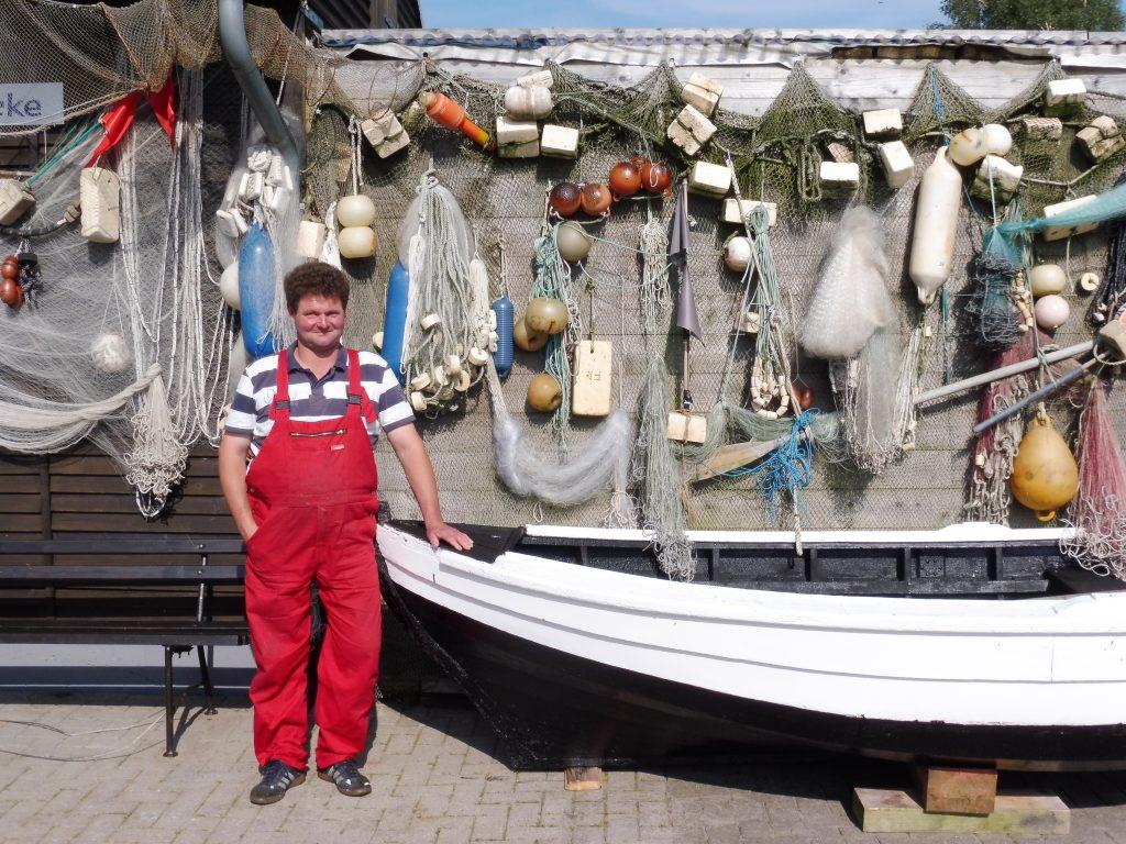 Fischer Gager Rügen Zweiküsten