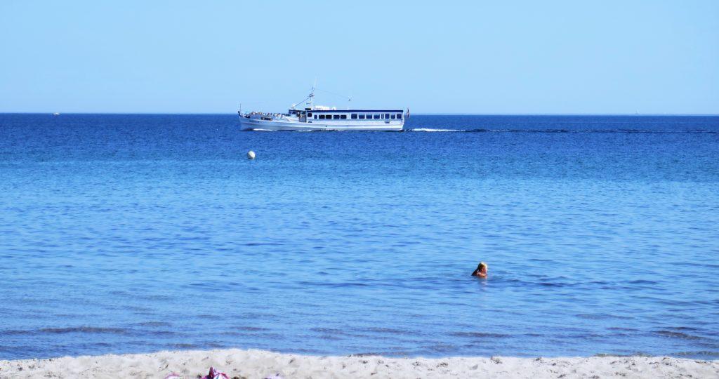 Beachballtrick zweiküsten
