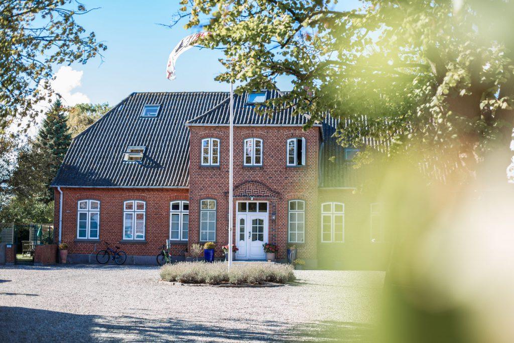 Küselhof Haupthaus Foto: Britta Ahlström