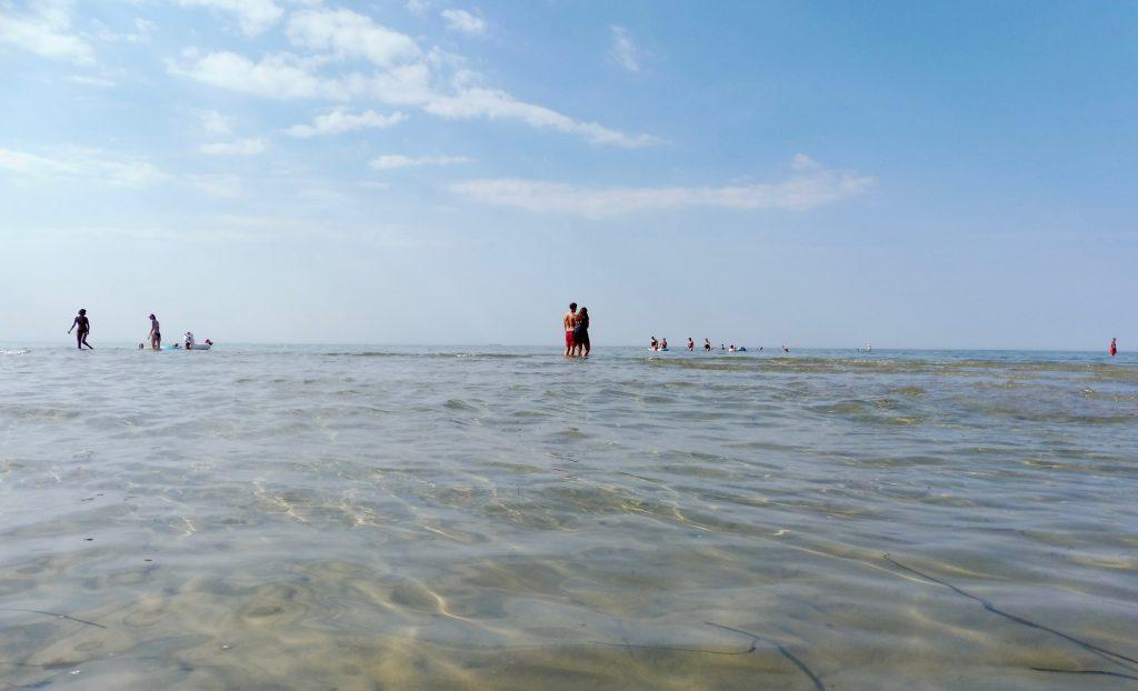 Strand von gollwitz