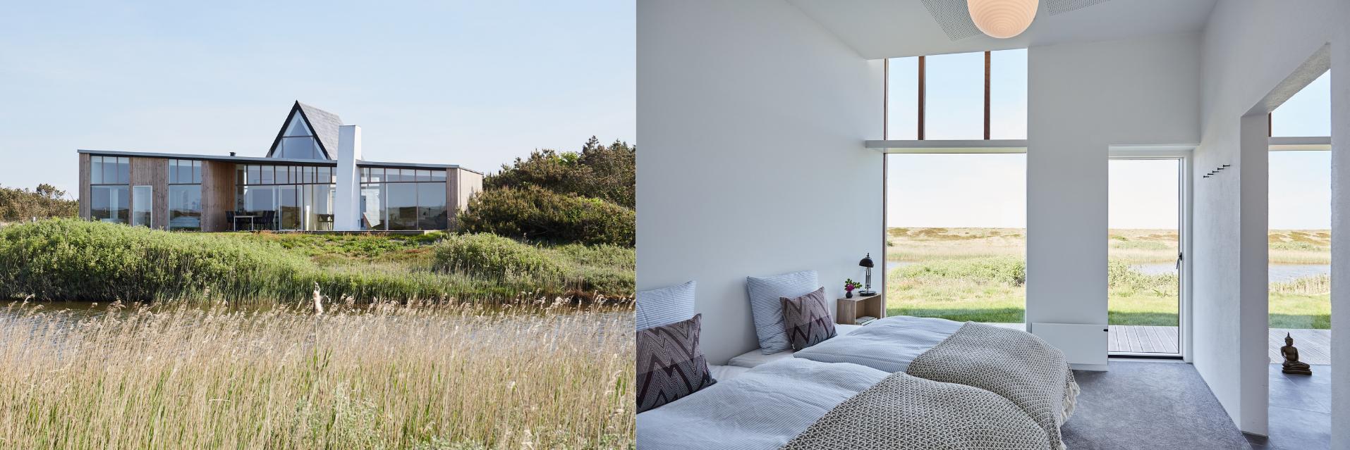 Light House Urlaubsarchitektur Dänemark