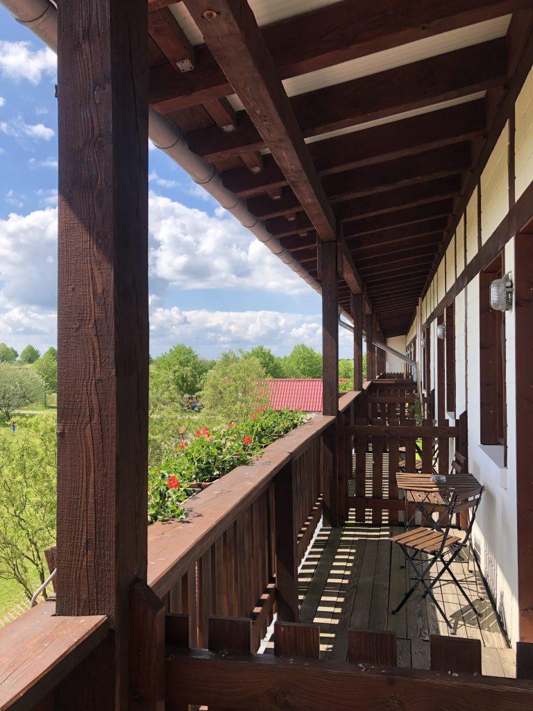 Balkon Golchener Hof