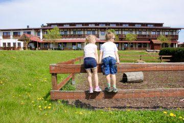 Golchener Hof Bauernhof Kinder